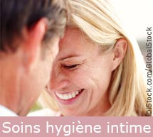 Soins hygiène intime