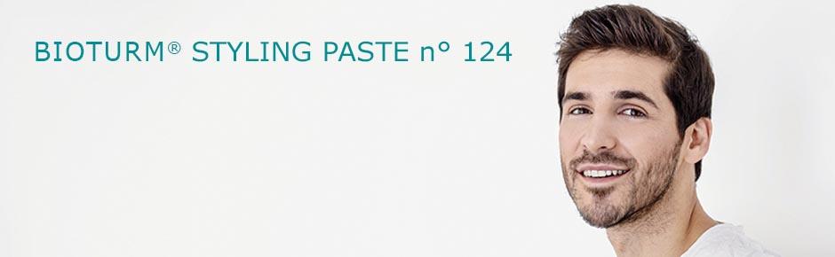 Bioturm Cosmétiques naturels STYLING PASTE n° 124