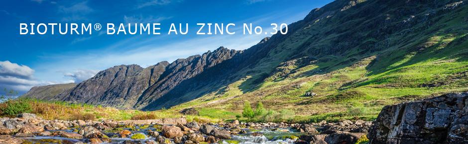 Bioturm Cosmétiques naturels Baume au zinc n° 30