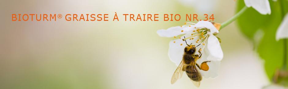 Bioturm Cosmétiques naturels Graisse à traire bio n° 34