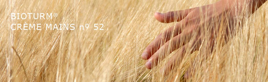 Bioturm Cosmétiques naturels Crème mains n° 52