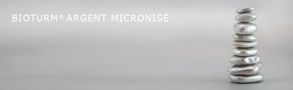 Cosmétiques naturels Bioturm - Argent micronisé