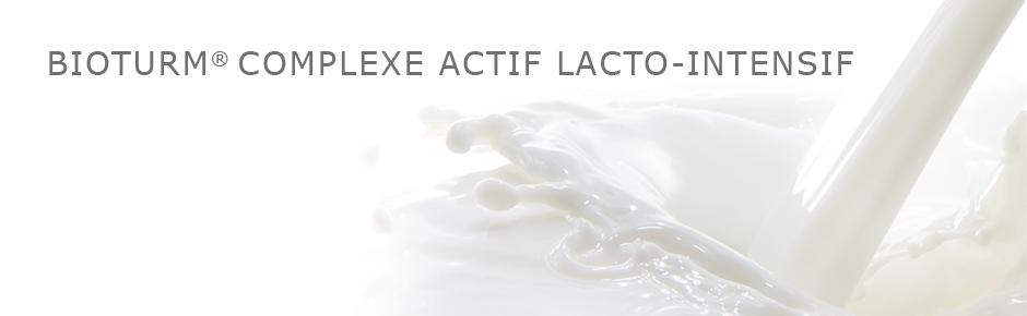 Cosmétiques naturels Bioturm - Complexe actif lacto-intensif