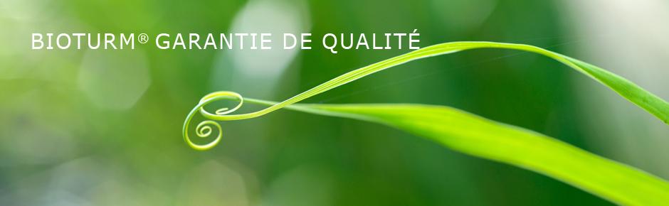 Cosmétiques naturels Bioturm - Garantie de qualité