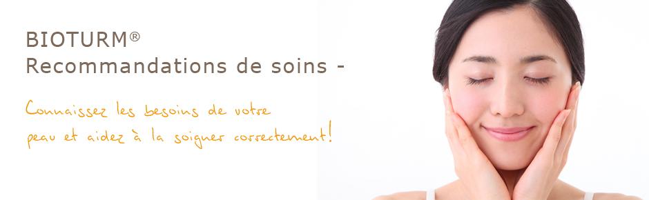 Cosmétiques naturels Bioturm - Nos conseils de soin pour la peau concernée par le psoriasis