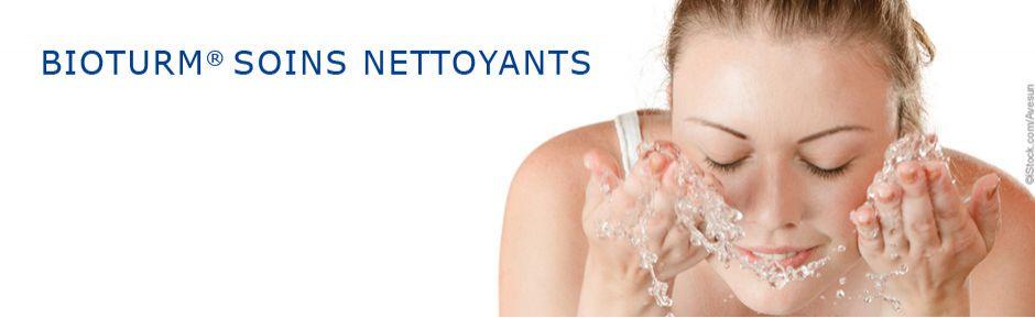 Cosmétiques naturels Bioturm - Soins nettoyants