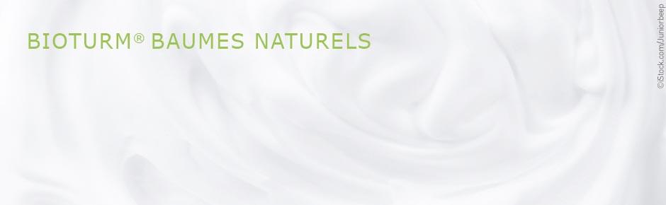 Cosmétiques naturels Bioturm - Baumes naturels