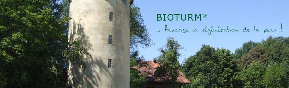 Cosmétiques naturels Bioturm - favorise la regeneration de la peau
