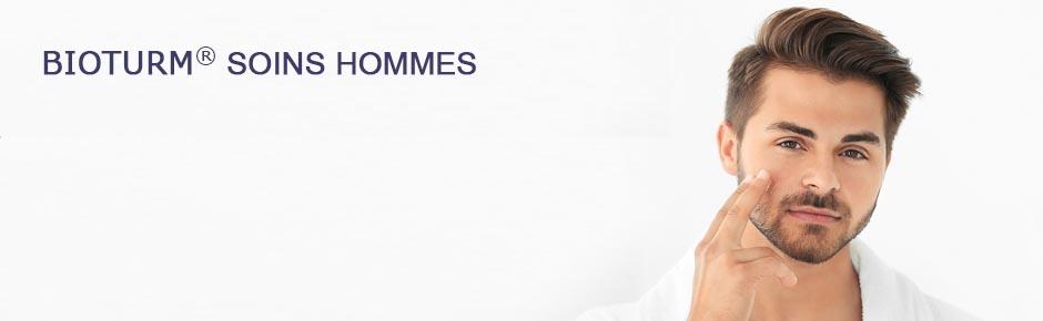 Cosmétiques naturels Bioturm - Soins hommes