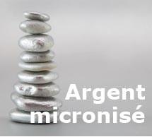 L'argent micronisé en cosmétique naturelle