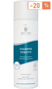 Naturkosmetik Shampooing sensitive n° 23