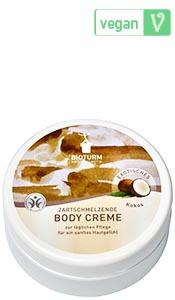 Naturkosmetik Crème corporelle noix de coco n° 64