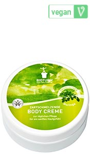 Naturkosmetik Crème corporelle moringa n° 63
