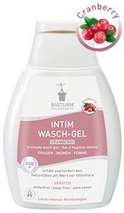 Naturkosmetik Gel d'hygiène intime Cranberry n° 91 kaufen