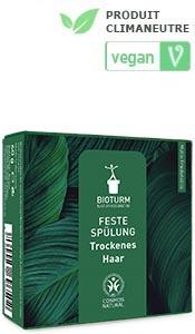Boutique en ligne Cosmétiques naturelsAPRÈS-SHAMPOOING SOLIDE cheveux secs n° 140