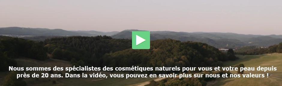 Video - BIOTURM cosmétique naturelle